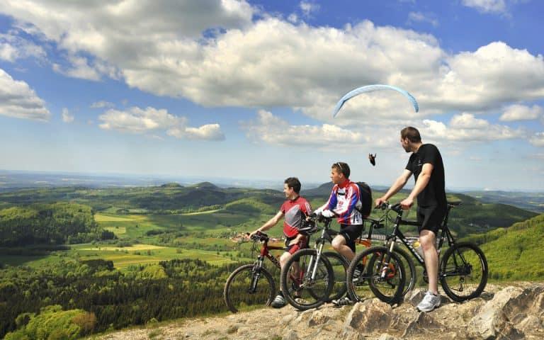 Mountainbiking / E-Bike / Fahrrad