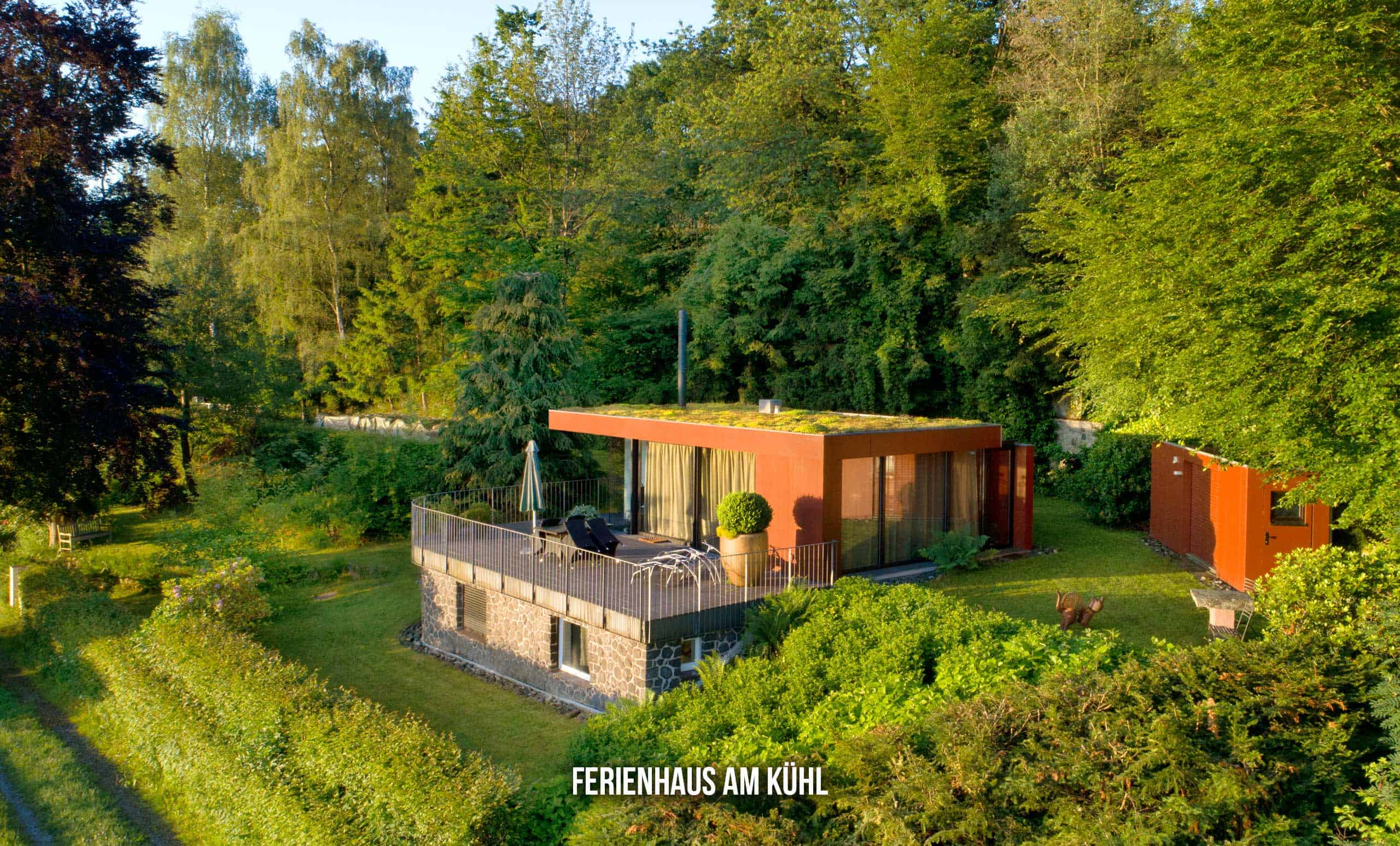 Ferienhaus am Kühl Poppenhausen Rhön