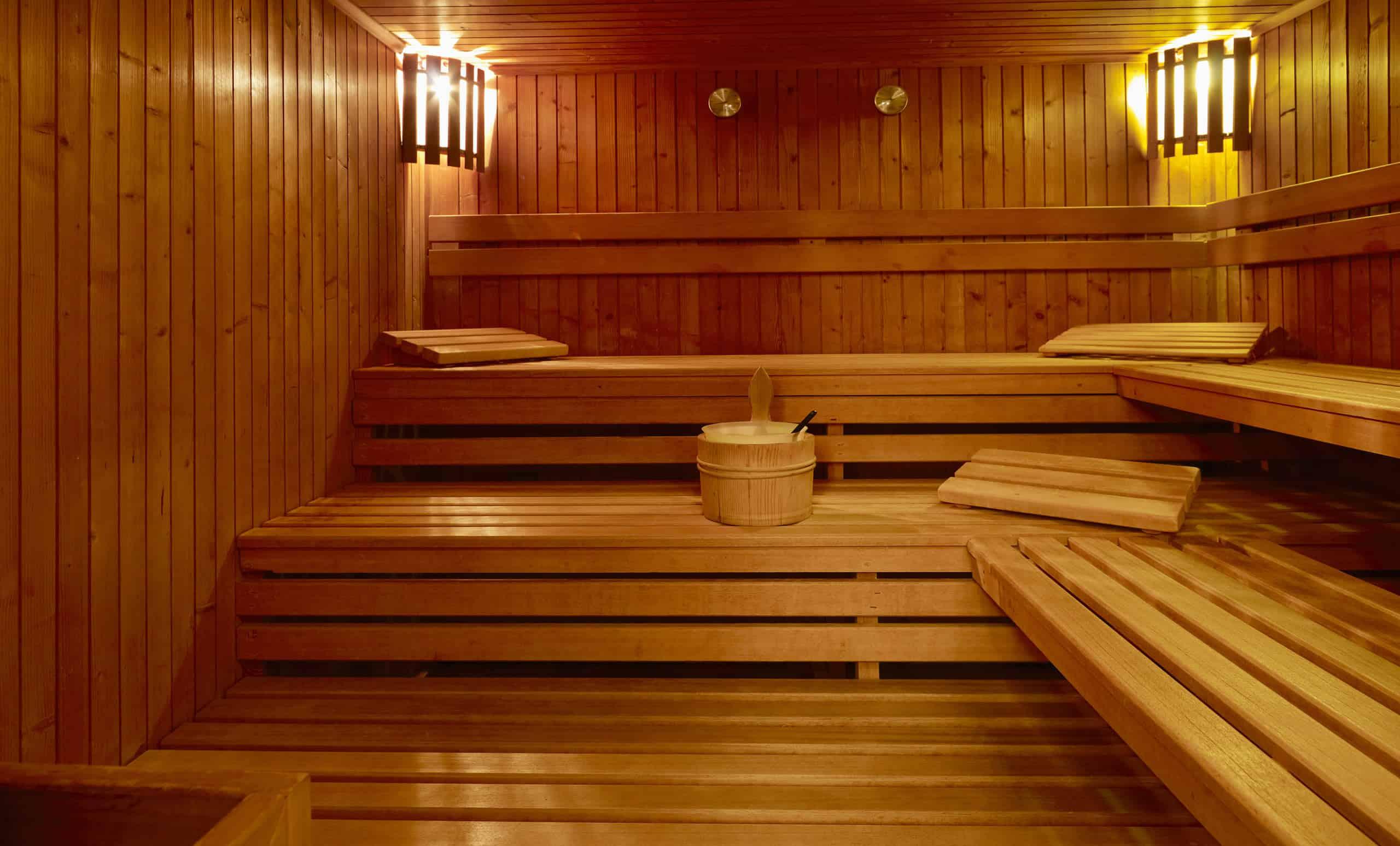 Sauna Hof Wasserkuppe Rhön