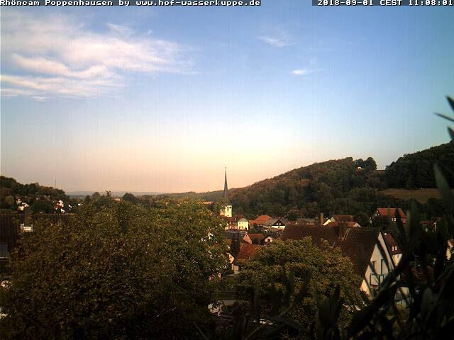 Webcam Hof Wasserkuppe Rhön