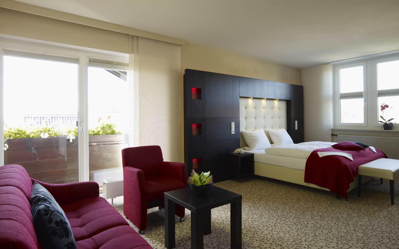 Zimmer Panorama Hof Wasserkuppe Hotel Poppenhausen
